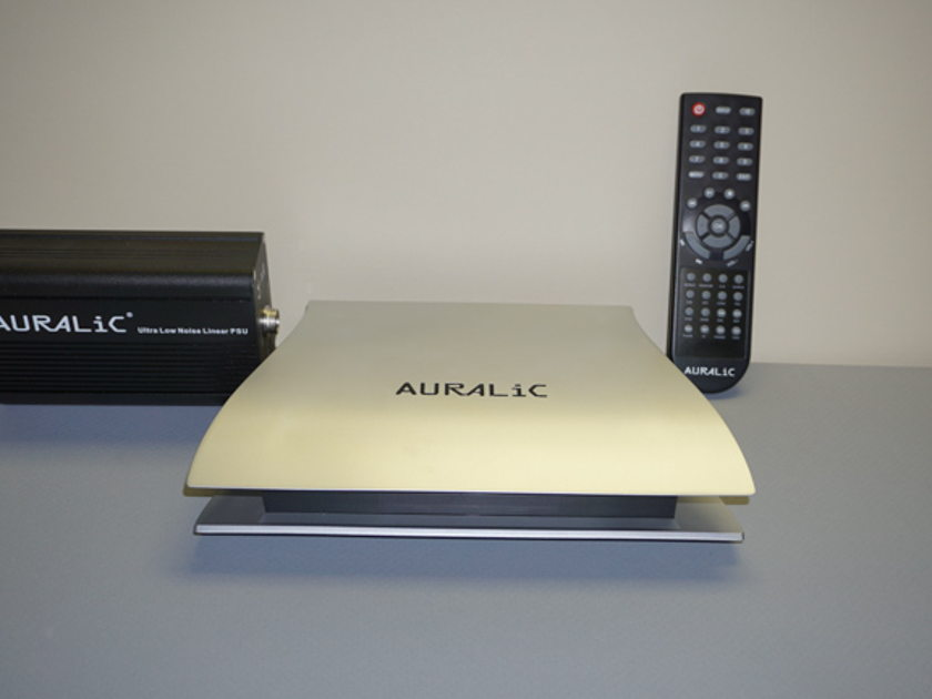 Auralic Aries Network Streaming Bridge