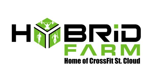 Hybrid Farm Fitness logo