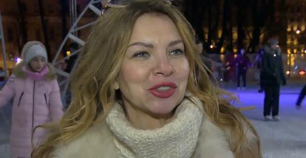 Радио JAZZ устроило на катке в саду «Эрмитаж» «белую вечеринку» - Новости радио OnAir.ru