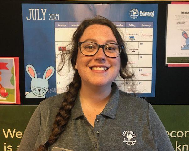 Ms. Heather Berry , Preschool/Pre-Kindergarten Teacher