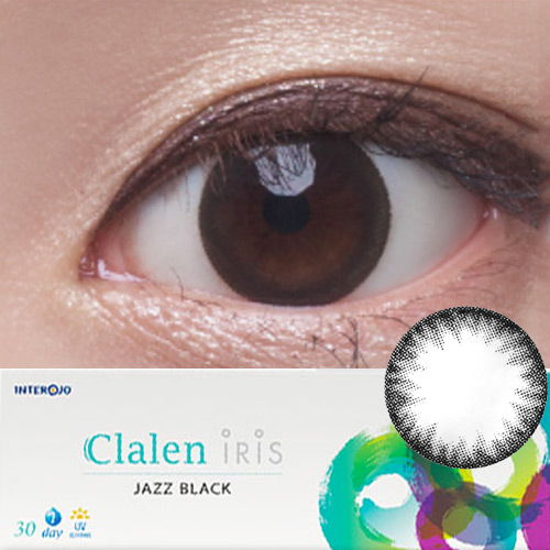 Clalen Iris Jazz Black Circle Lens