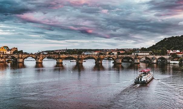 Легенды и Привидения старой Праги