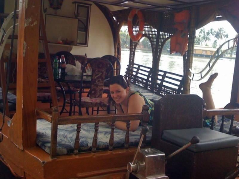House Boat Kerala Alleppey