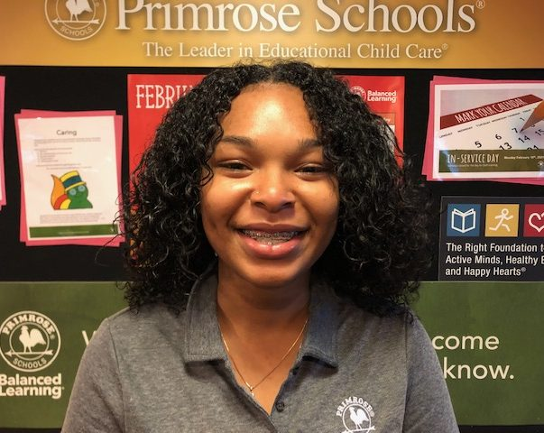 Ms. Makayla Spencer , Support Teacher