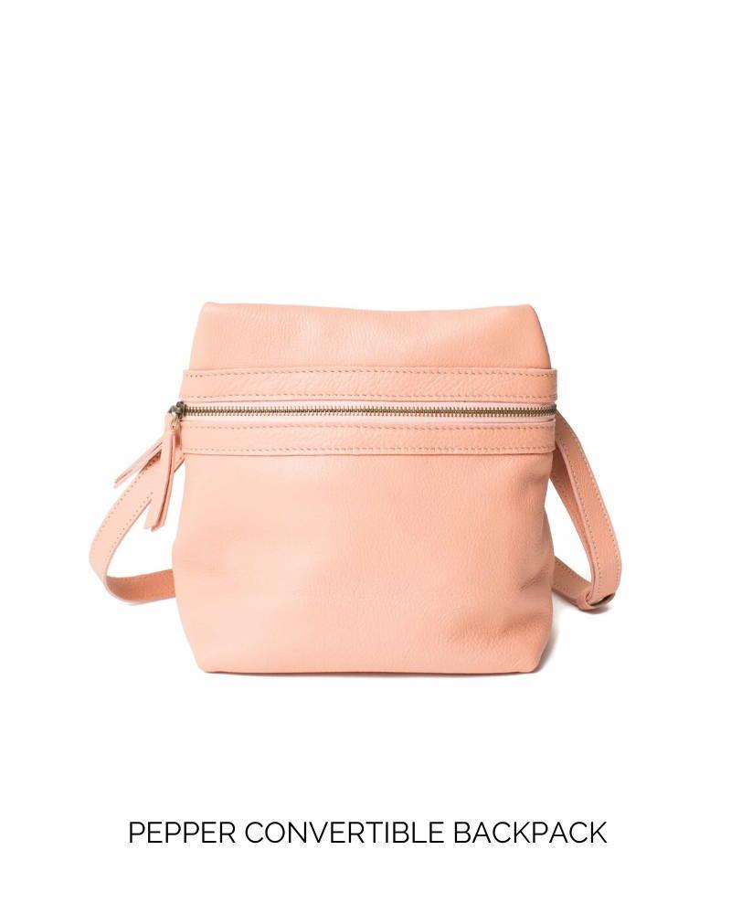 Sapahn - Pepper Convertible Backpack