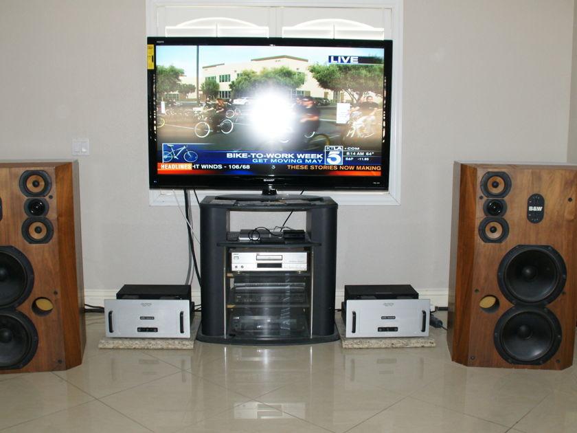 Audio Research V-140 Mono Amps.