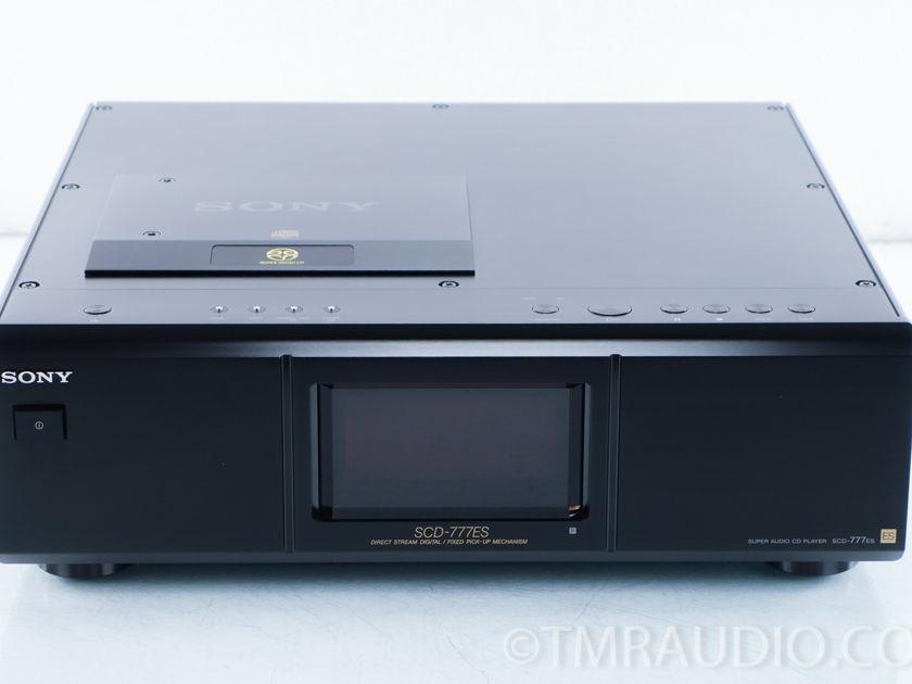 Sony SCD-777ES SACD / CD Player (9750)