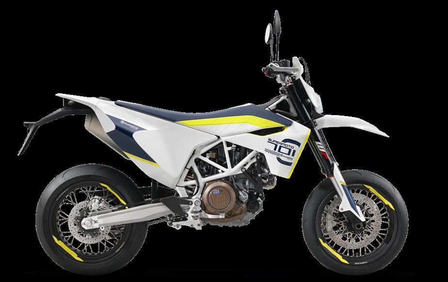 2017 HUSQVARNA MOTORCYCLES 701 SUPERMOTO