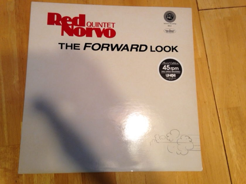 Red Norvo Quintet - The Forward Look UHQR 45 RPM Limited Edition