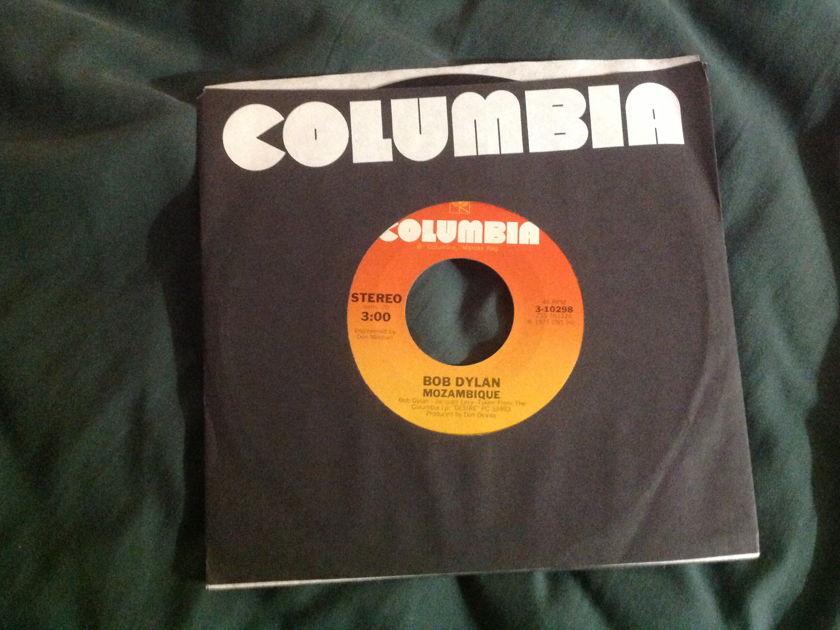 Bob Dylan - Mozambique 45 NM