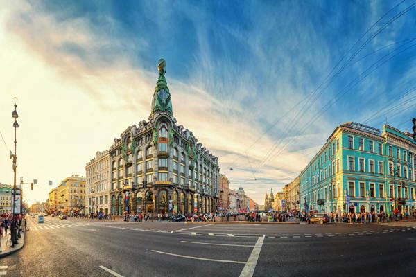 Какие места посетить в санкт петербурге