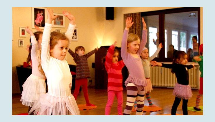 bg der tanzsalon tanzschule die coreografie