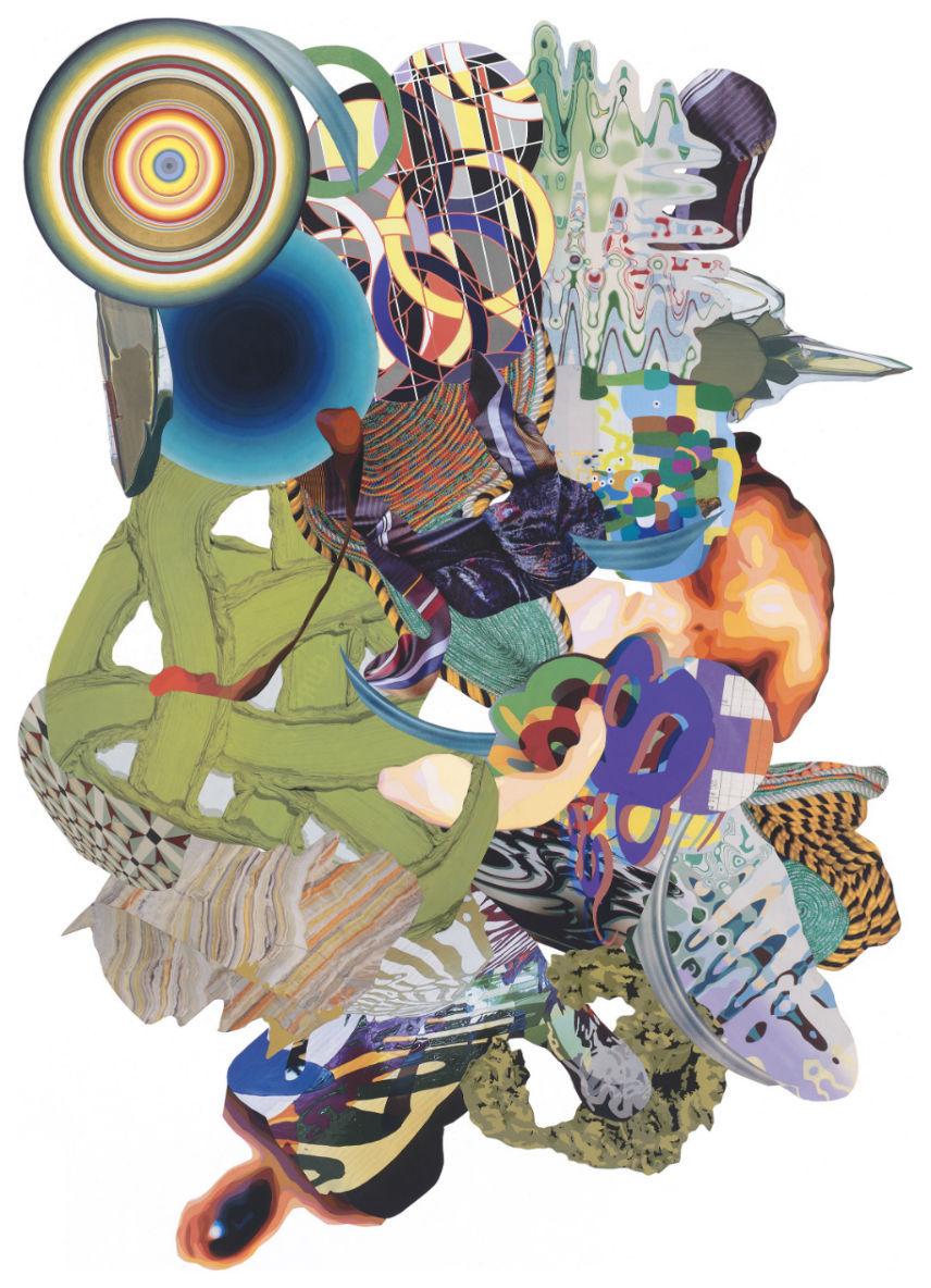 Sara Cardona (American, born Mexico, 1971), Circular Thinking