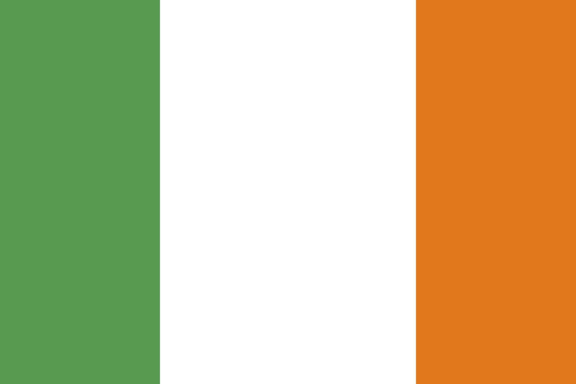 Ireland Flag Celtic Festival Online