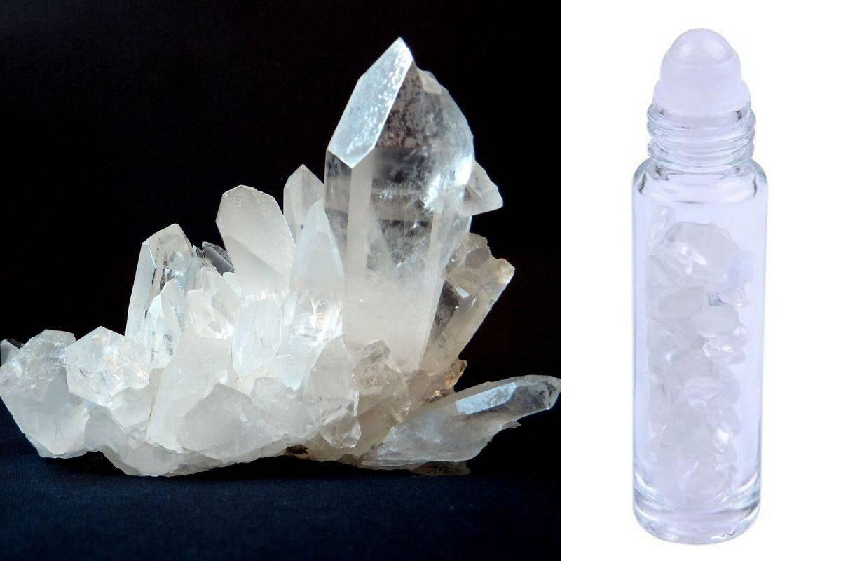 Cristal de roche achat