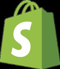 Shopify glyph