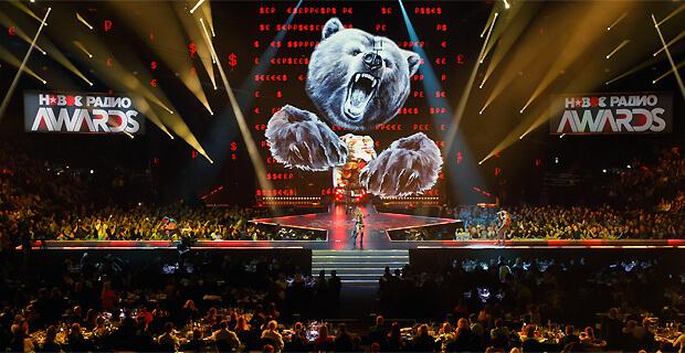 Премию «Новое Радио AWARDS» в майские праздники посмотрели более 10,5 миллиона телезрителей - Новости радио OnAir.ru