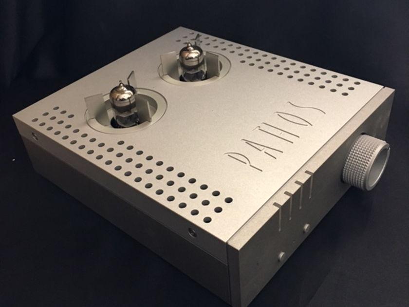 Pathos Acoustics Aurium Tubed Headphone Amp