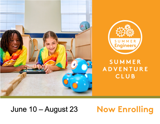 Summer Adventure Club Enrolling