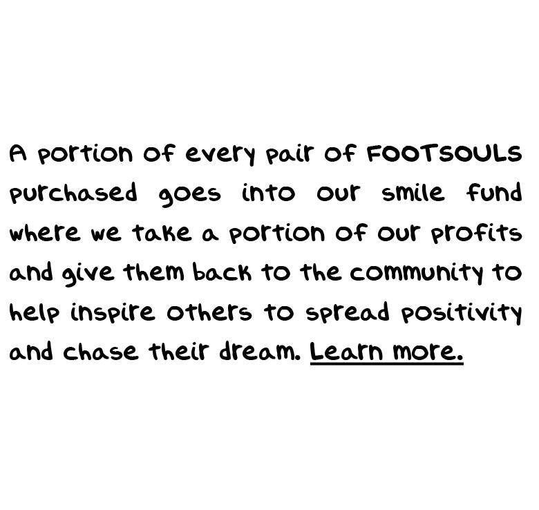 smile fund footsouls