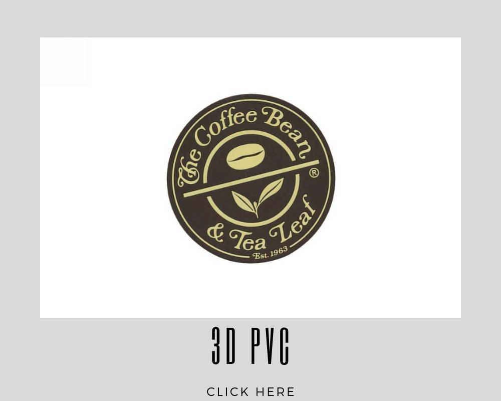 Custom Embroidery Patches 3D PVC Corporate