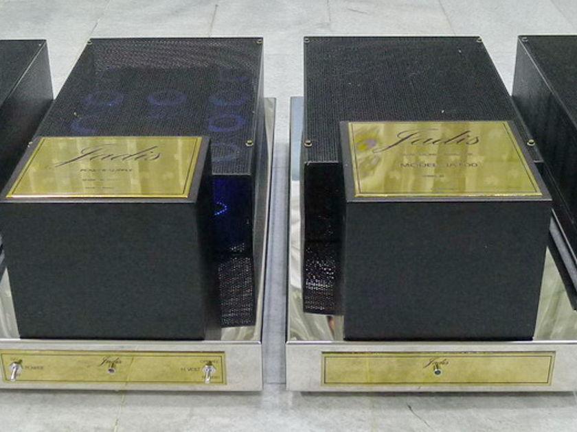 Jadis JA-500 monos tube pwr amps. 220-240v. Free shipping !