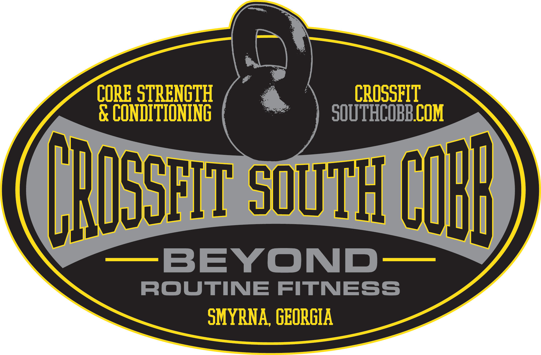 CrossFit South Cobb logo