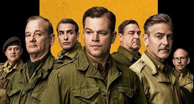 Free Movie Series: The Monuments Men