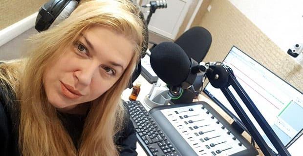 Ирина Мирошина: «Ничто не заменит адреналин прямого эфира» - Новости радио OnAir.ru