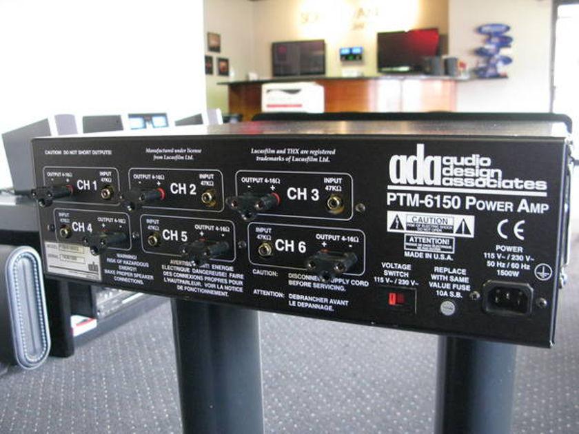 ADA PTM-6150 Power Amplifier