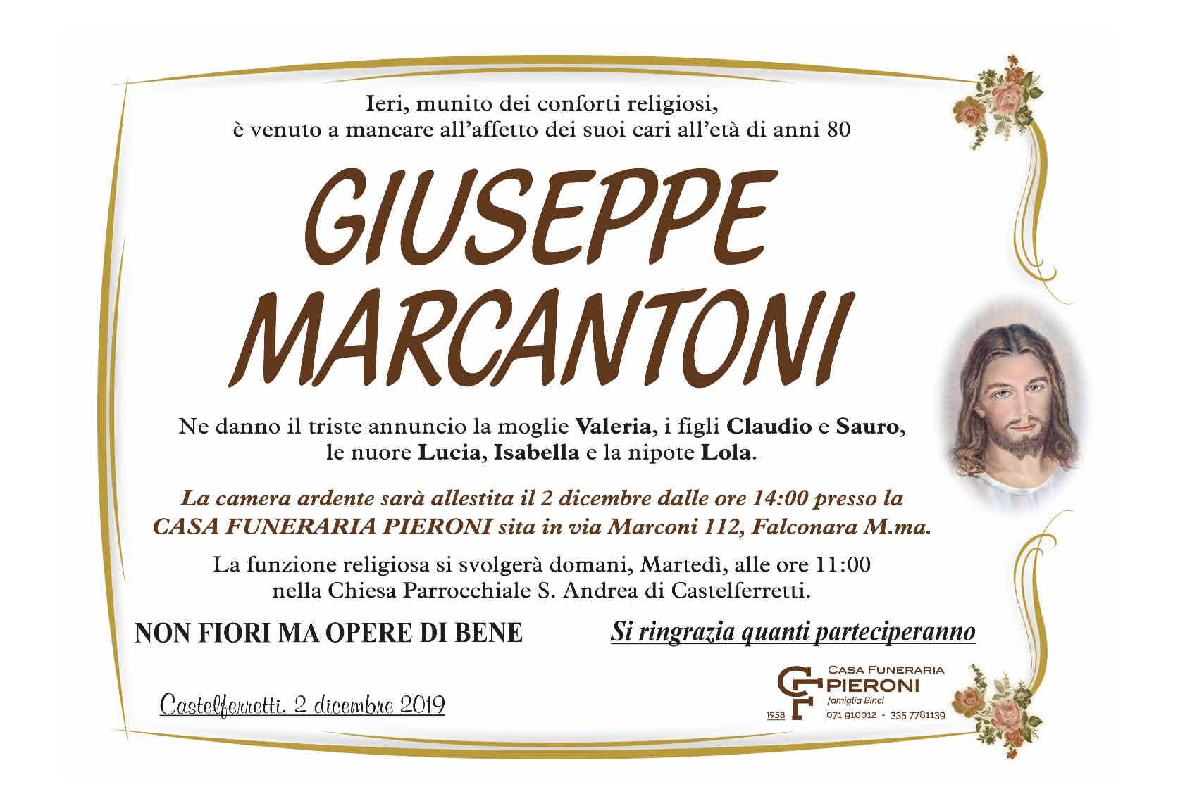 Giuseppe Marcantoni