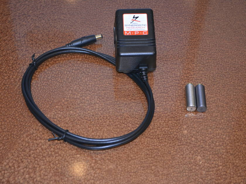 Synergistic Research Element Tungsten Power Cord - Dealer demo