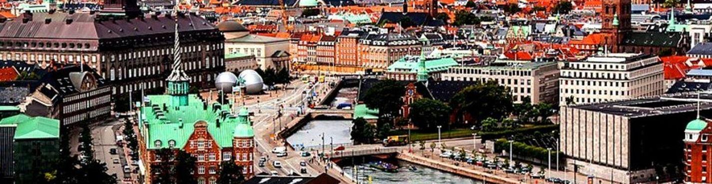 """""""Я – первый раз в Копенгагене"""". Обзорная экскурсия"""