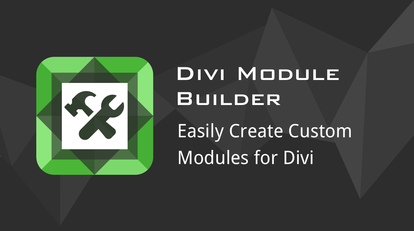 Divi Module Builder