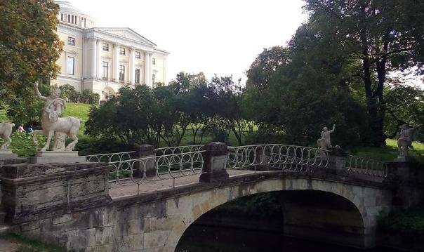 Индивидуальная экскурсия по Павловскому парку