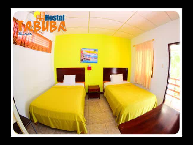 Tabuba Hostal-Montañita