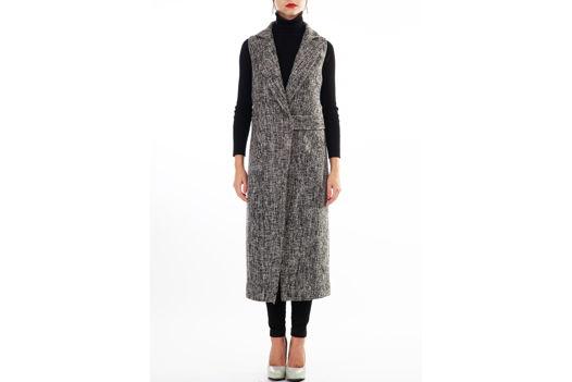 """Пальто-жилет. Коллекция """"Трюфель"""". Арт.: FA 030"""