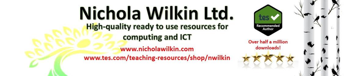 Nichola Wilkin Shop