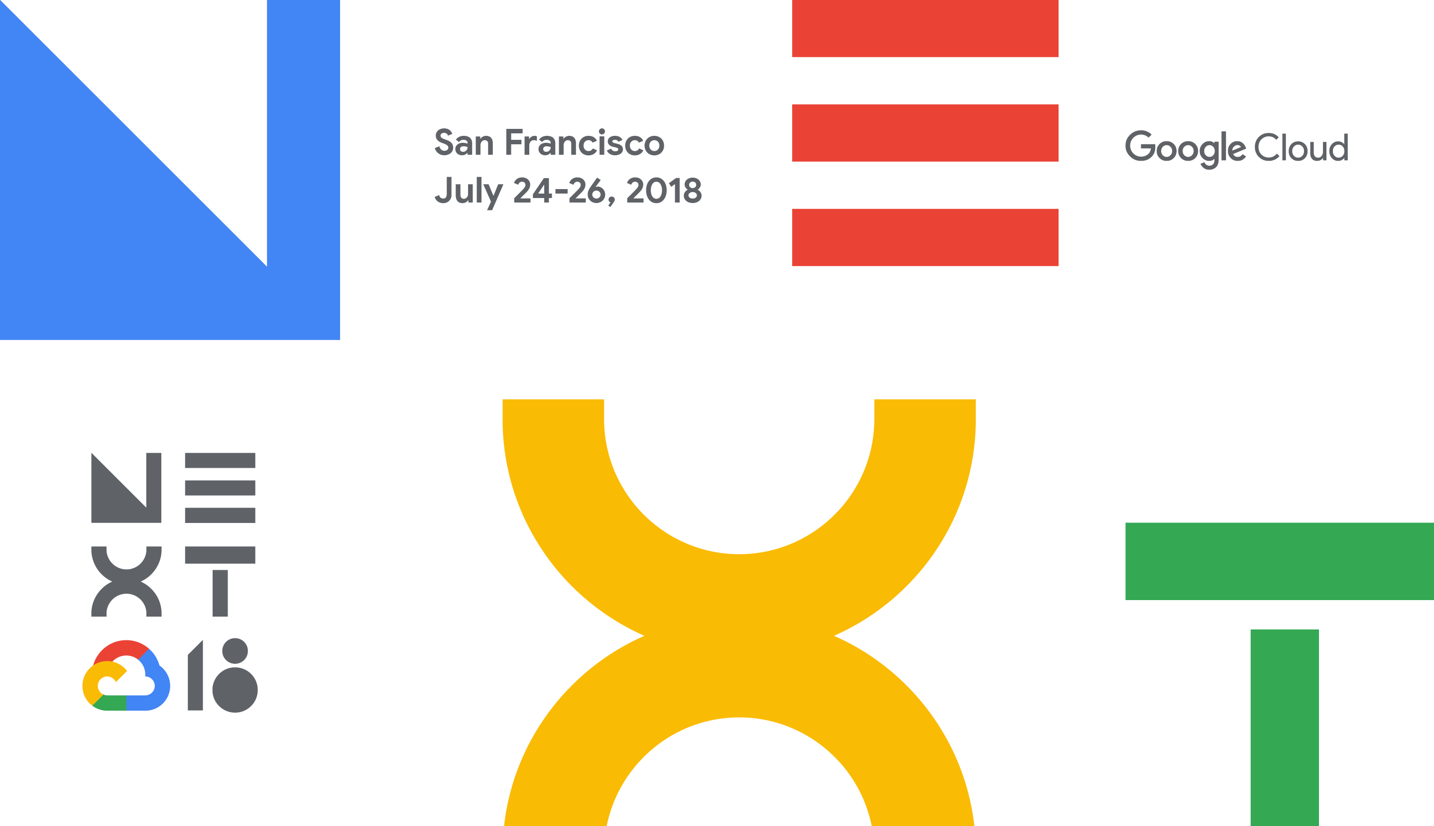 E&V Tech Insights from Google Cloud Next '18 in San Francisco