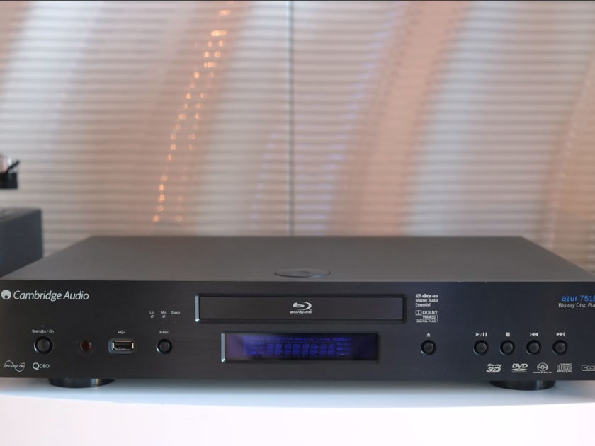 CAMBRIDGE AUDIO AZUR 751BD UNIVERSAL DISC PLAYER