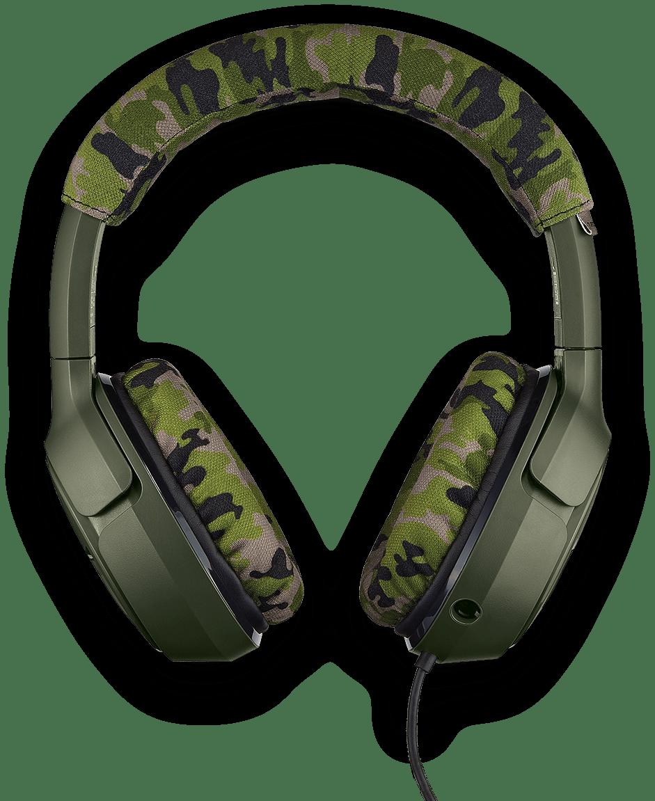 turtle beach recon camo gaming headset