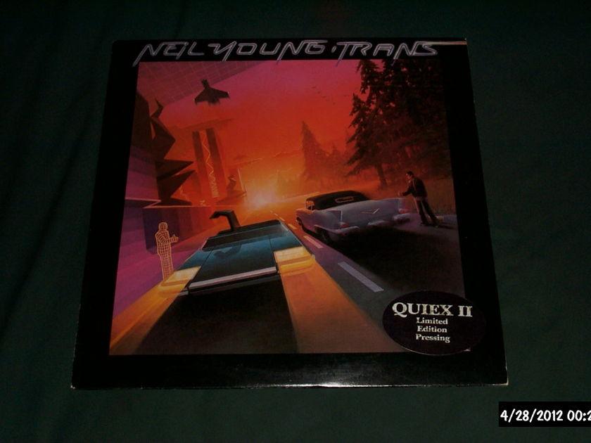 Neil Young - Trans Quiex II Audiophile LP NM | Rock | Audiogon