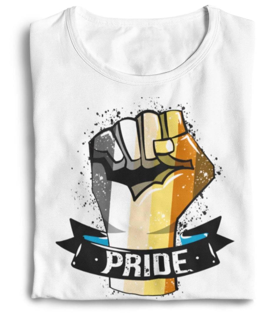 bear flag shirt the rainbow's brand