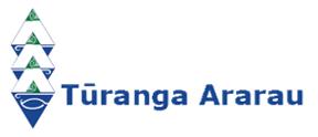 Turanga Ararau logo