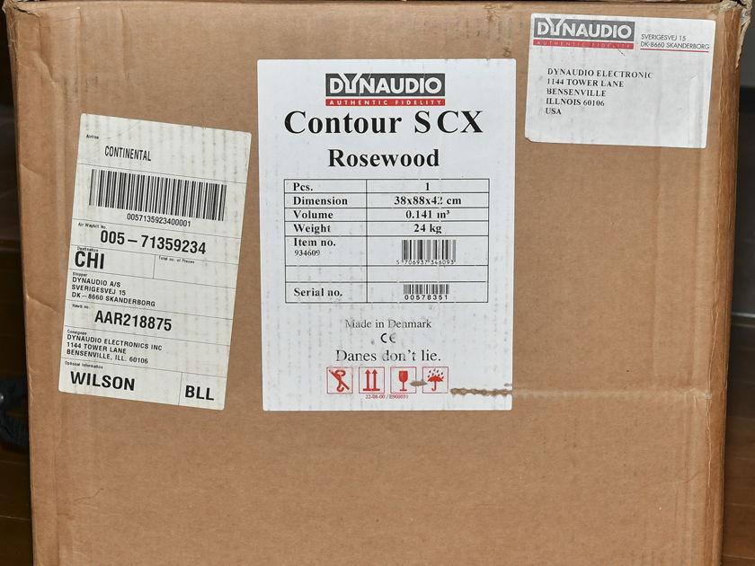 Dynaudio Contour S-CX Center Channel Speaker