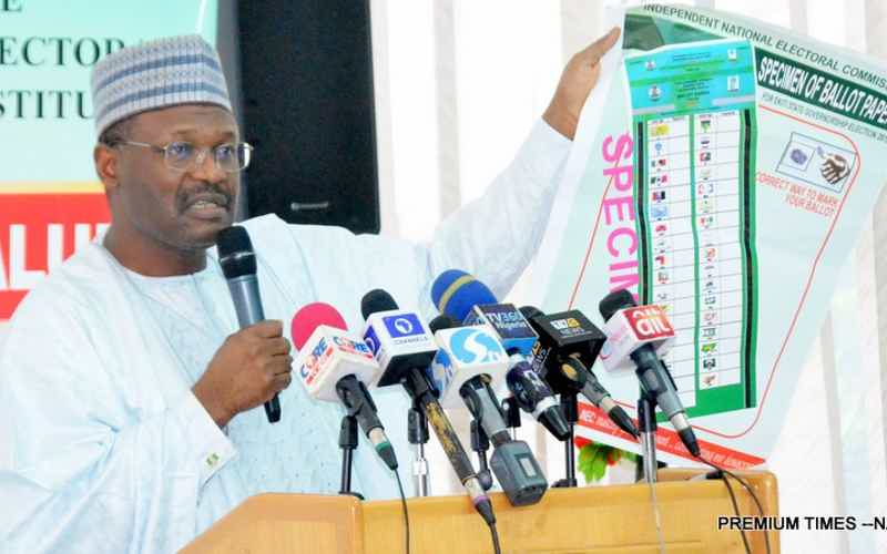 On Your Marks, Get Set, INEC!
