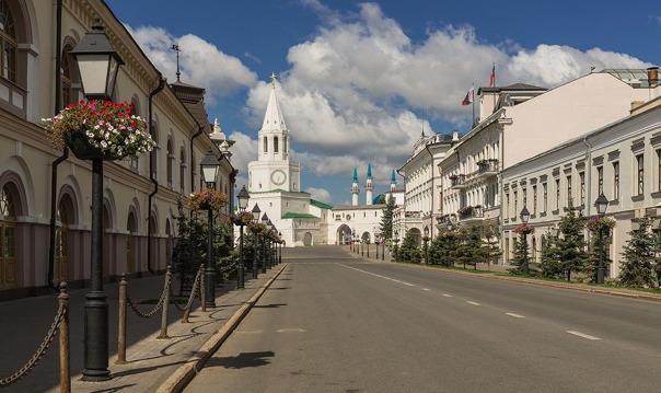 Пешеходная экскурсия «Ожившие портреты улицы Воскресенской»
