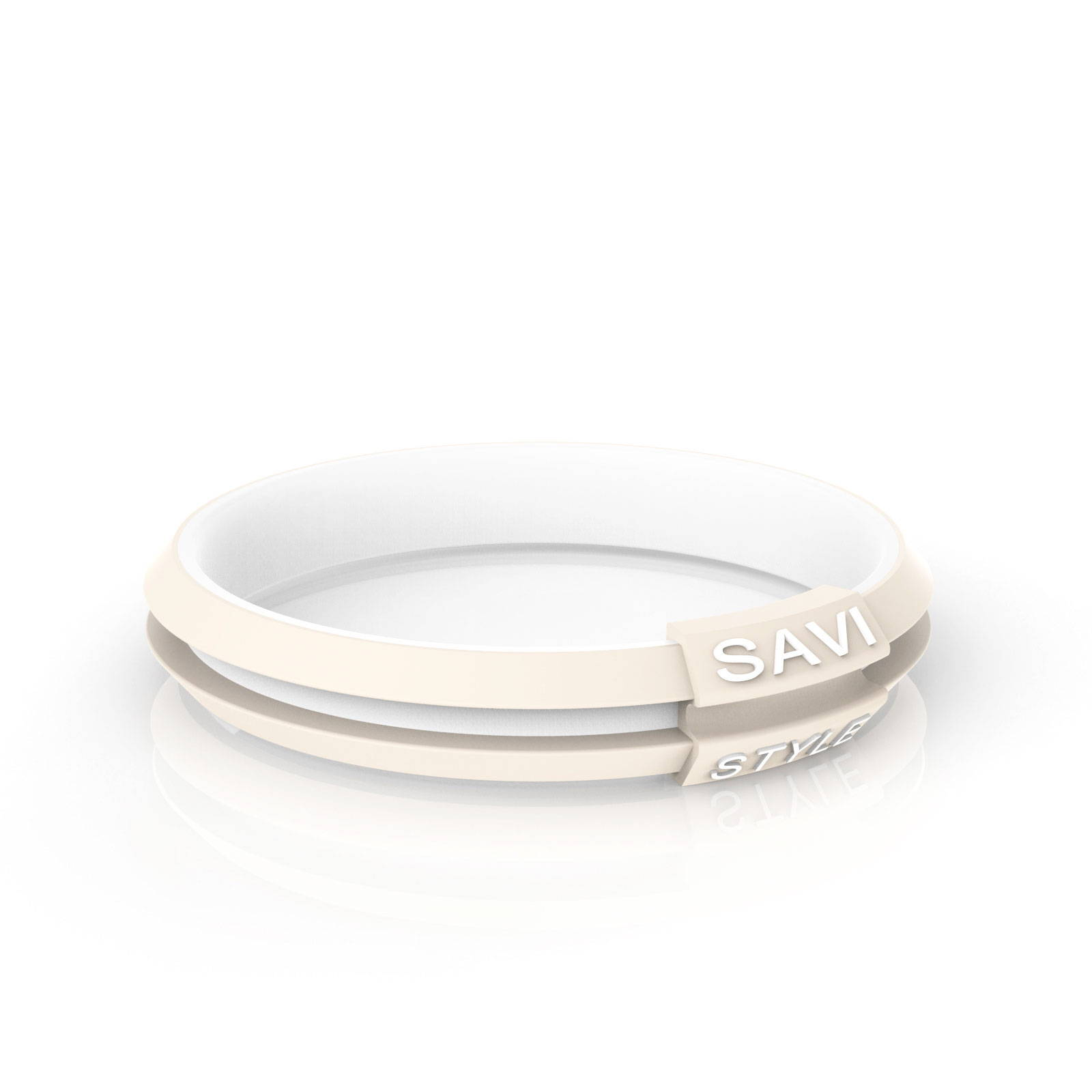 savi sleek south beach by savistyle hair tie bracelet single view