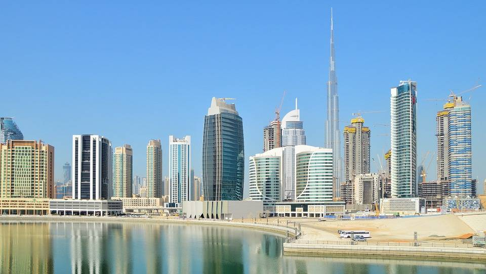Dubai, rest and relax travel destination