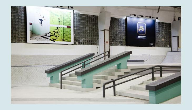 skatehalle berlin treppenstufen